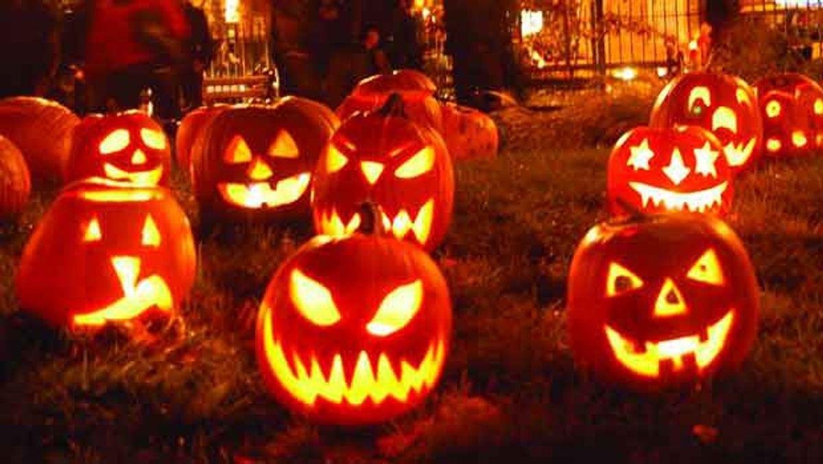 Outrageous: It Still Isn't Halloween