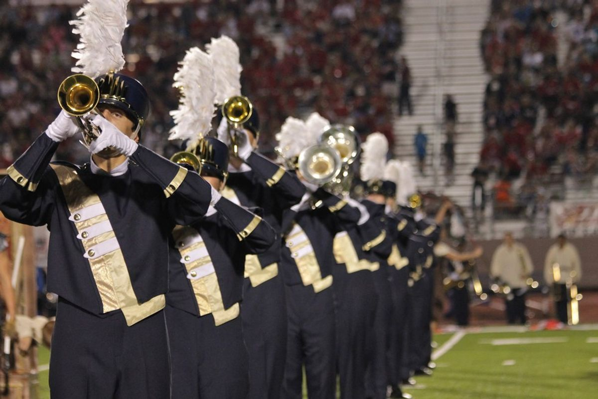 The Top 10 Things I Miss About Being In High School Band