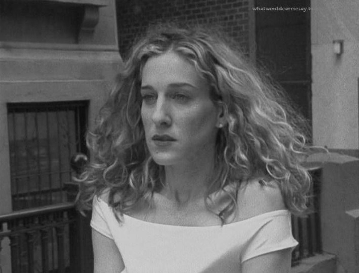 An Ode To Carrie Bradshaw