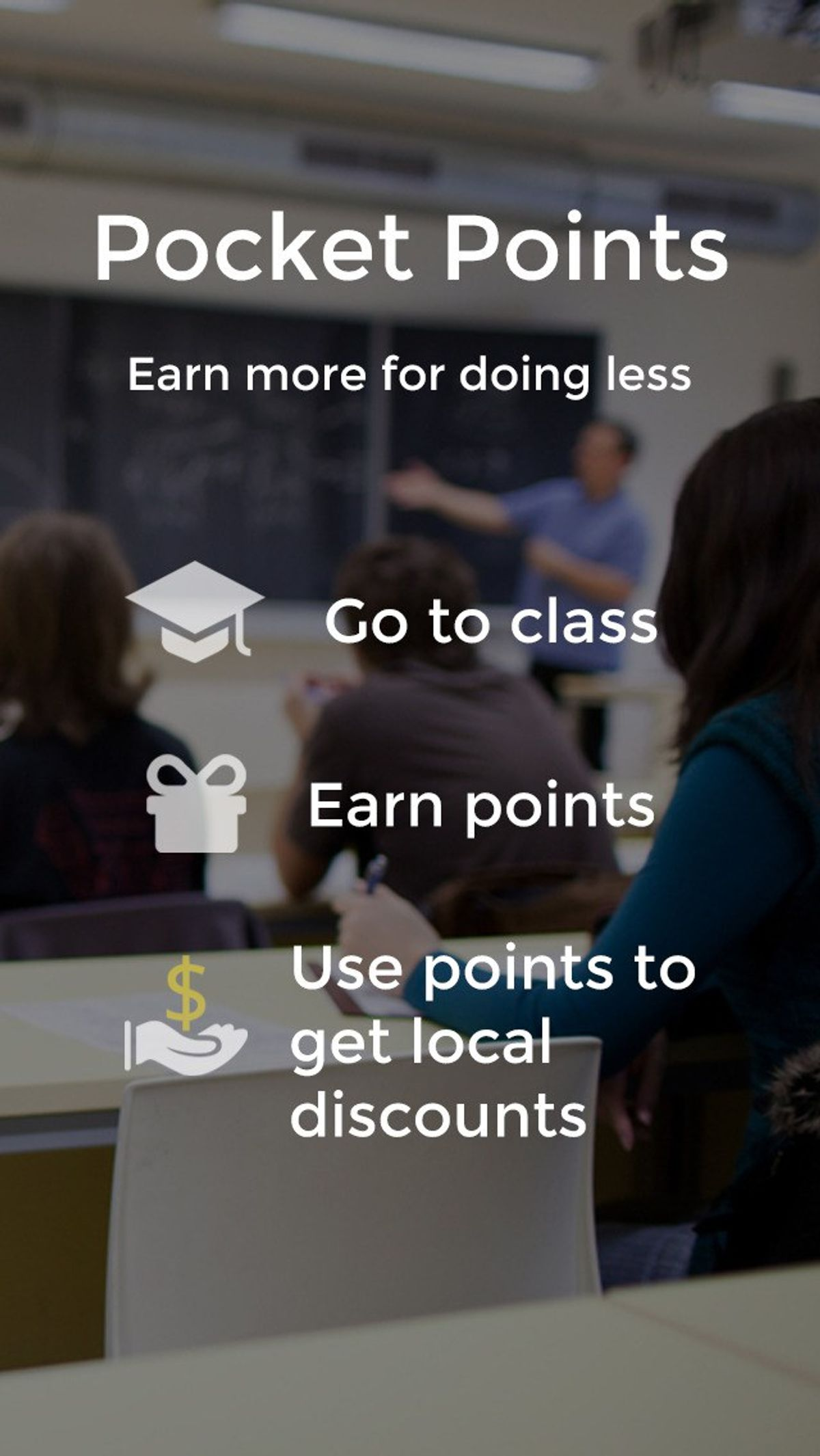 Earn Free Food and More by Going to Class