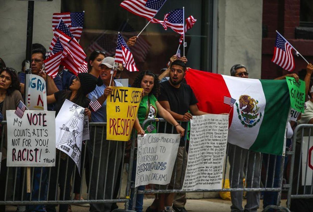 Donald Trump And The Latino Vote