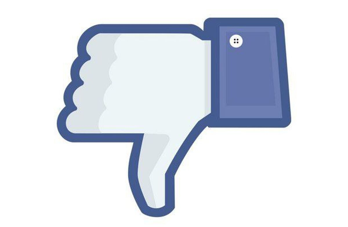 A Big Thumbs Down for the New Dislike Button on Facebook