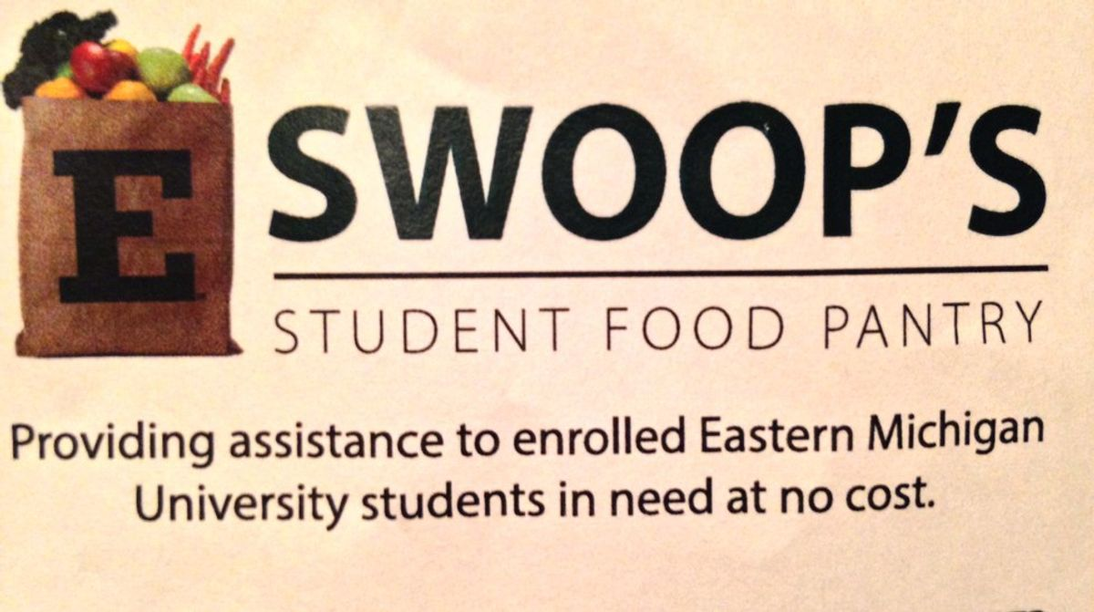 Swoop's Student Food Pantry Grand Opening
