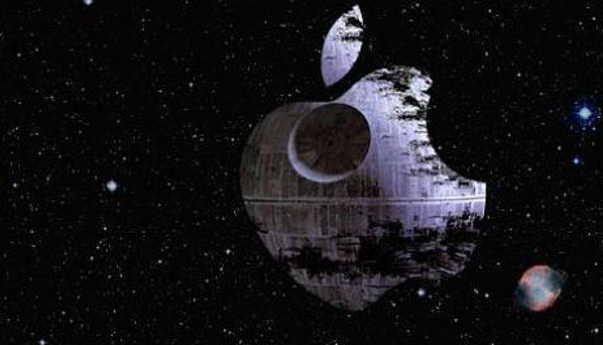 The Dark Side Of Apple