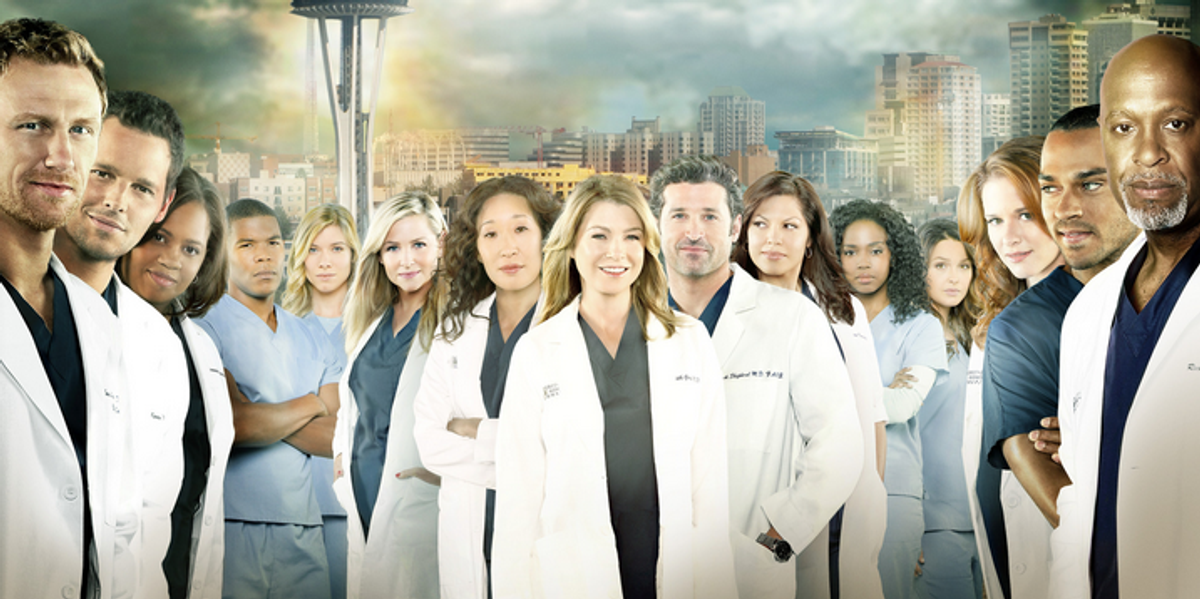 16 Things That Happen When You Start Watching 'Grey's Anatomy'