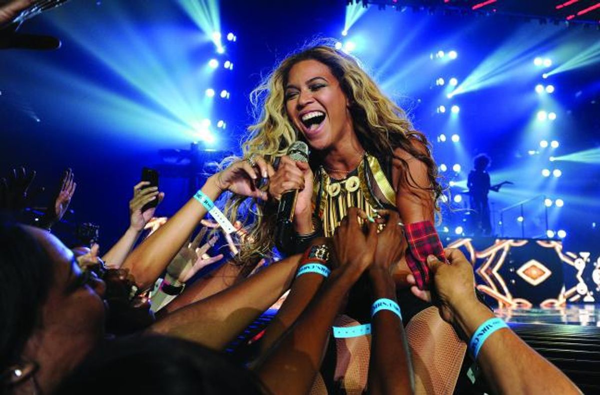 The Never-Ending Silence of Beyonce