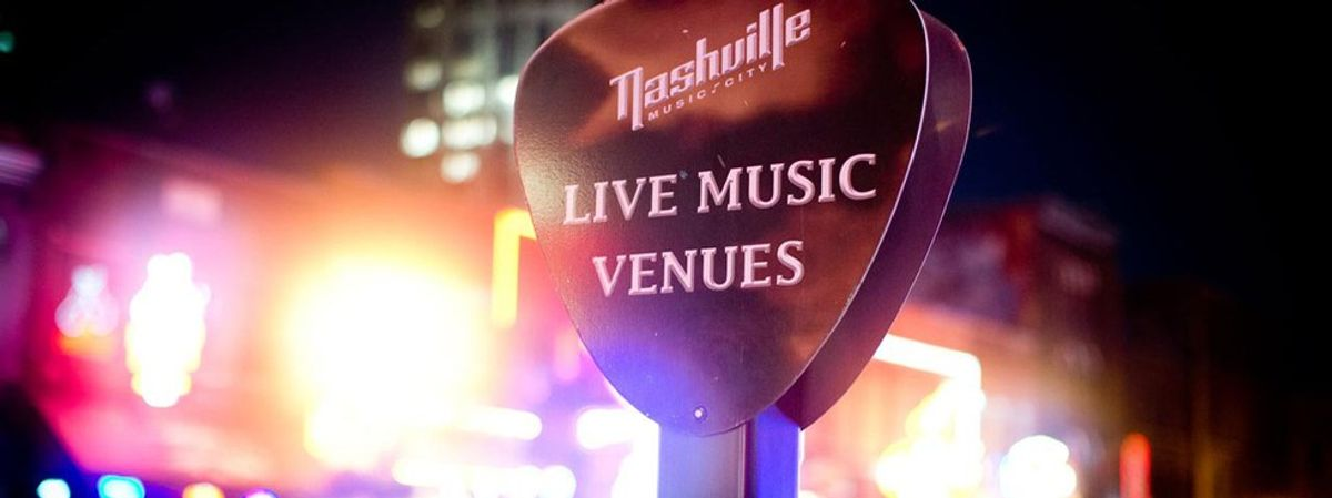 Nashville: Not Just Country Music Anymore