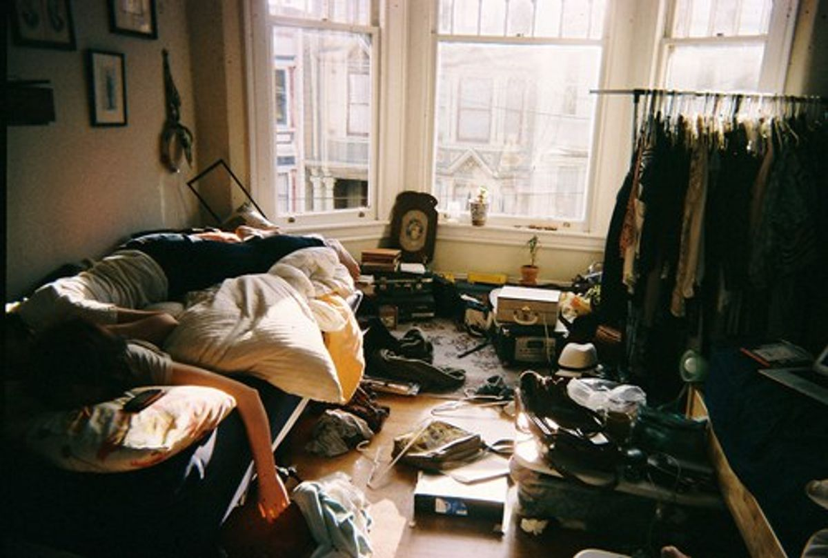 Yes I Get It, My Room Is A Mess