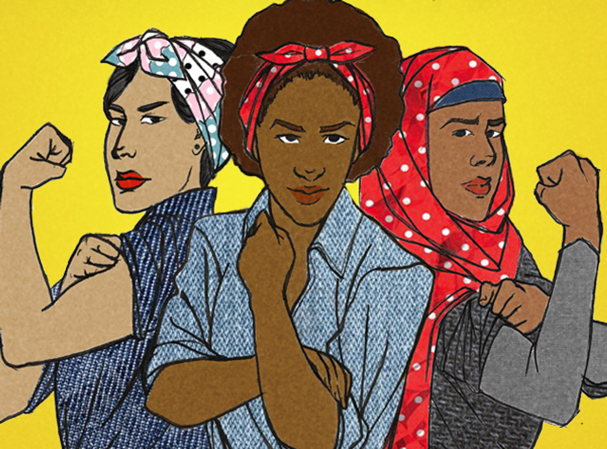 Feminism 101: Intersectionality