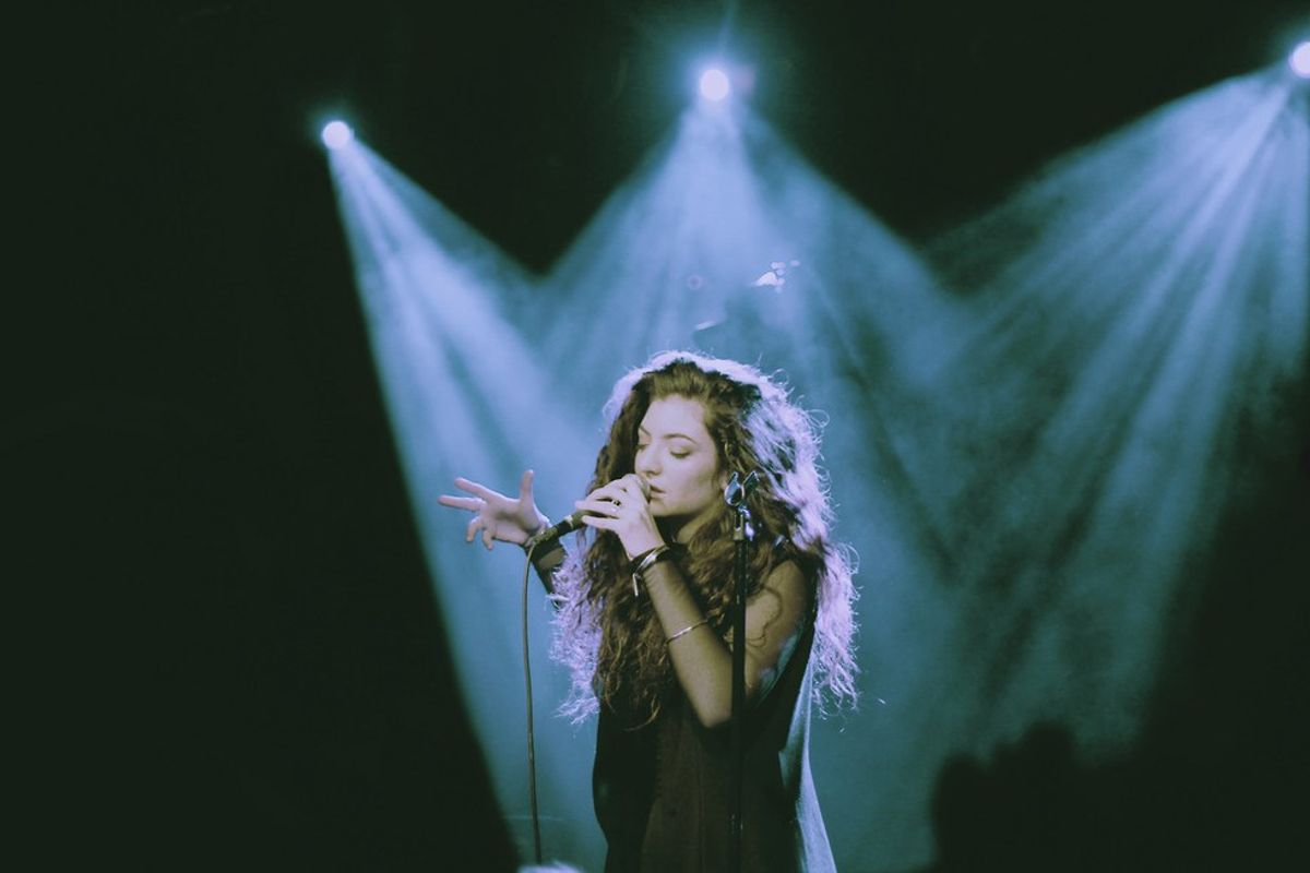 An Ode To Lorde