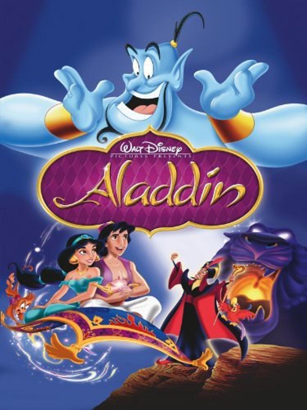 17 Reasons We All Need A Friend Like 'Aladdin's Genie