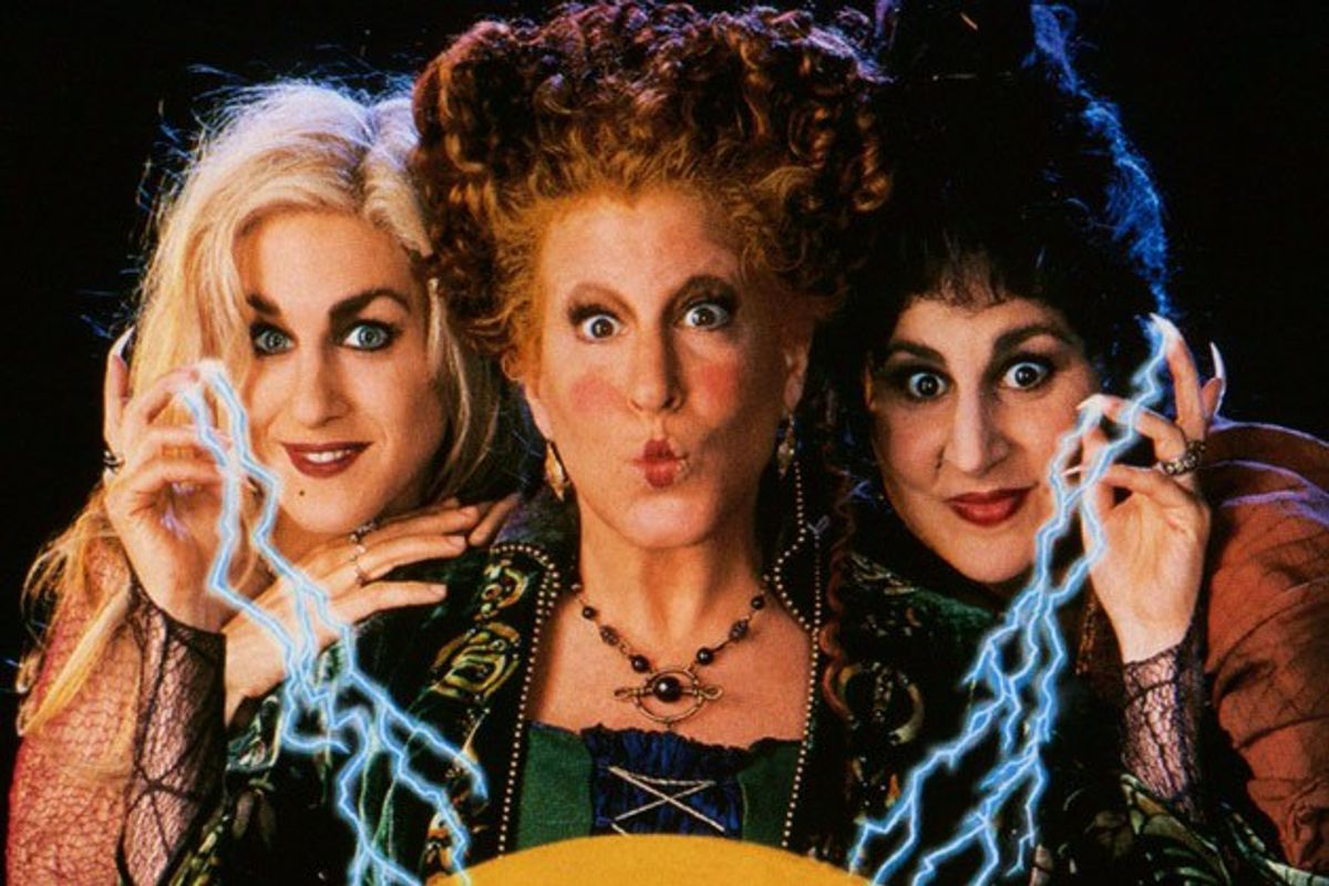 Why The Sanderson Sisters Are The Baddest Witches Of All Time