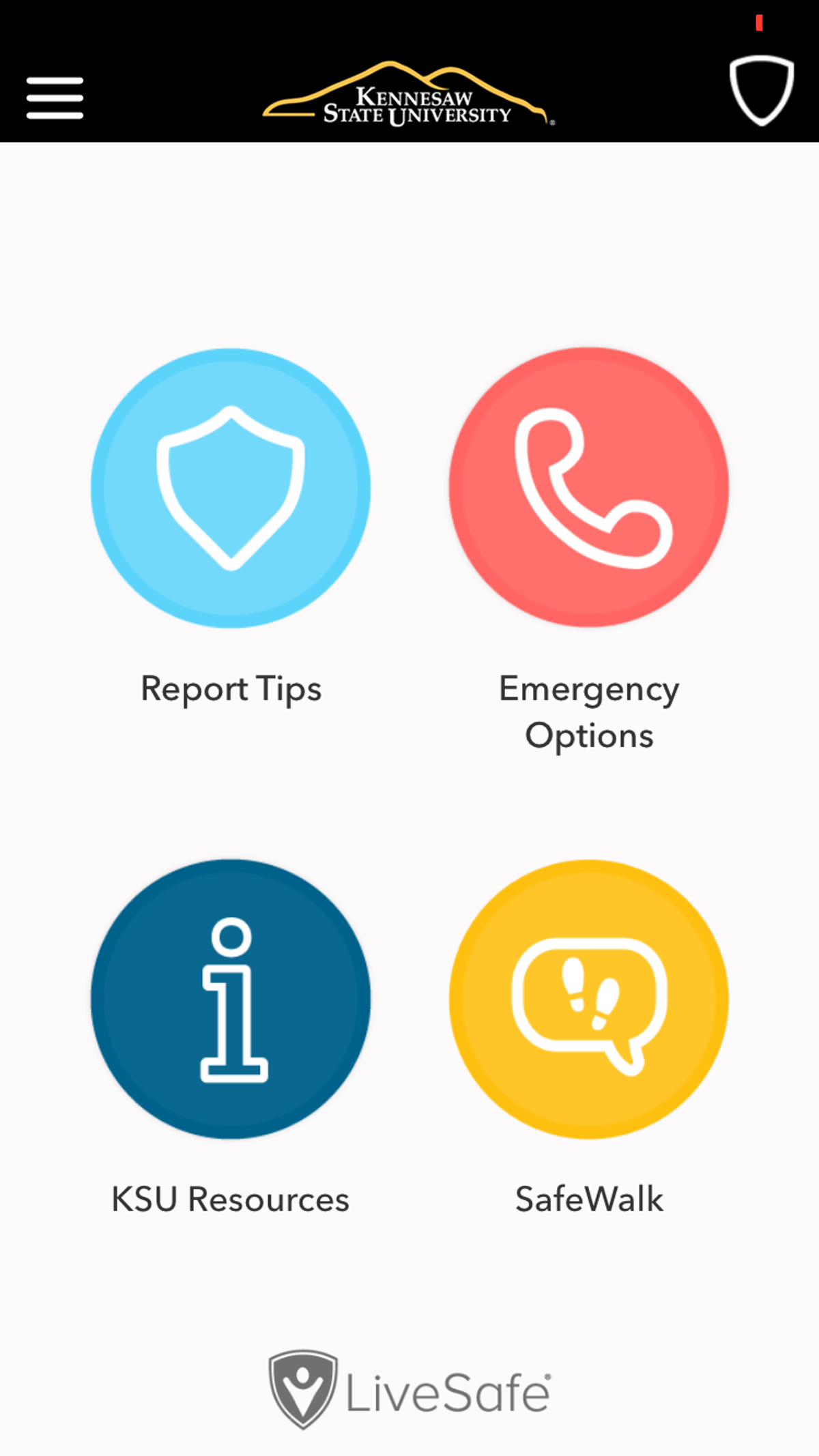 Kennesaw State University Launches LiveSafe Application