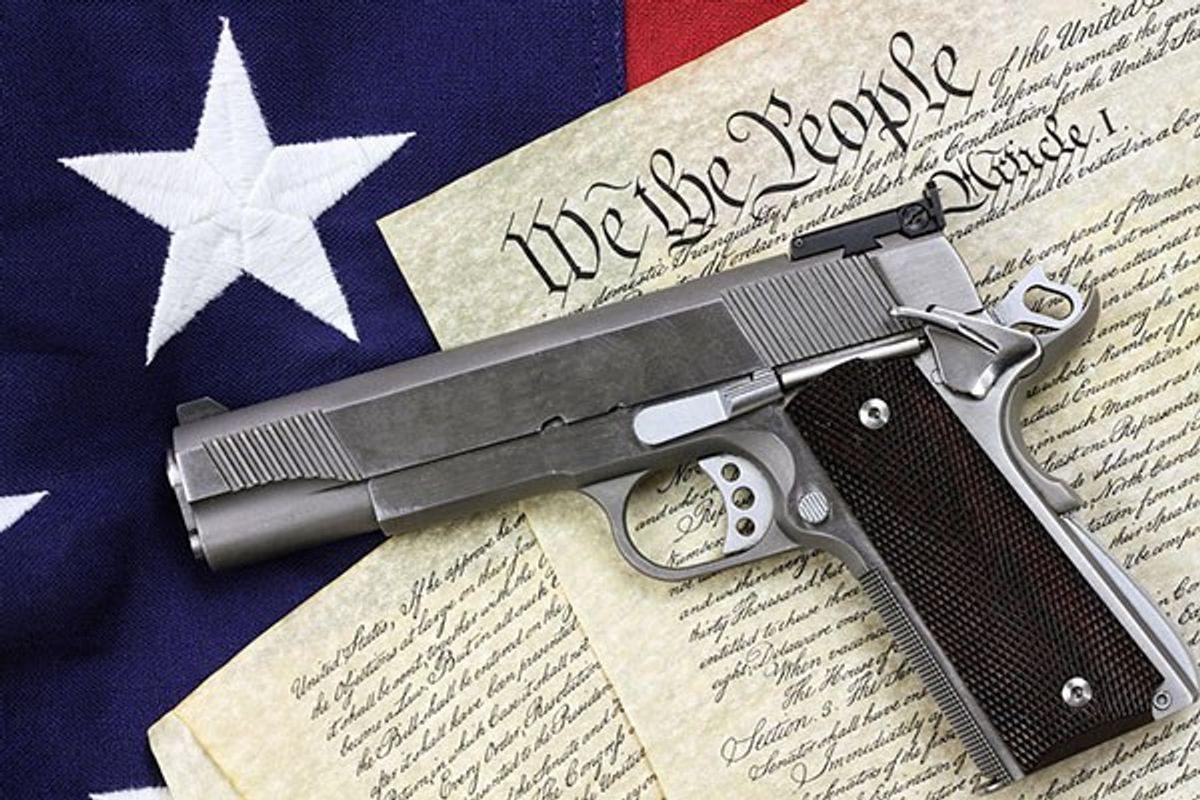 American Gun Control Laws: Or, Lack Thereof