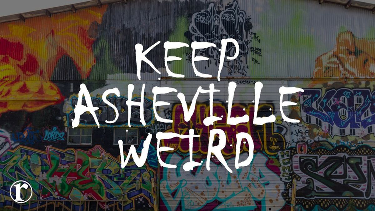 9 Reasons Why Asheville Is the Strangest Place You Will Ever Visit