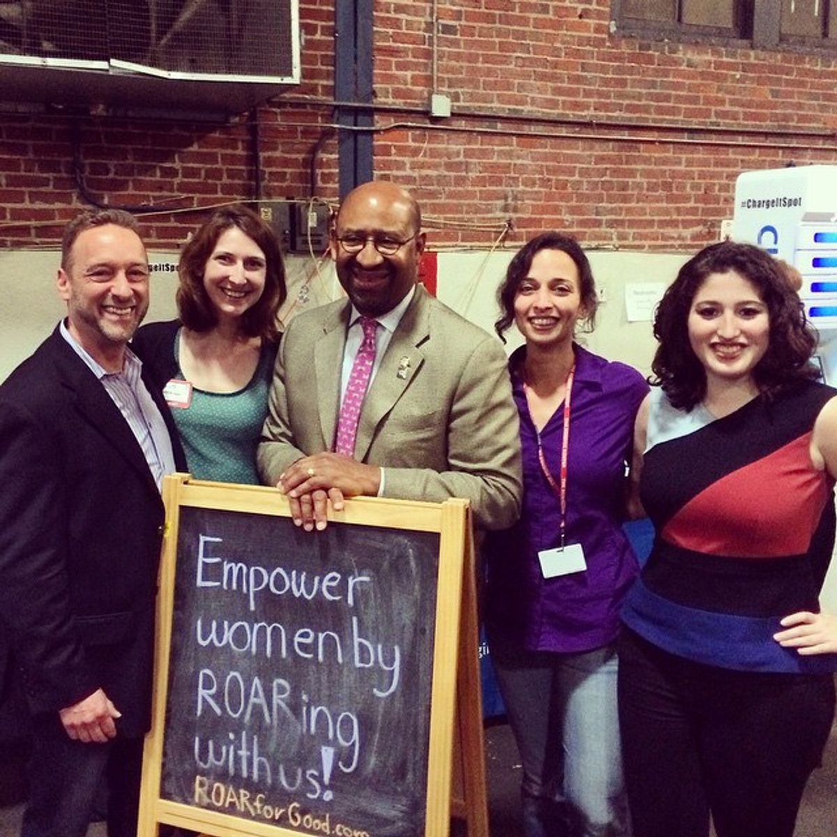 Interview: ROAR For Good Co-Founder Talks Sexual Assault Prevention And Social Impact Entrepreneurship