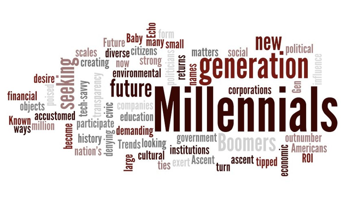 Millennial Pledge: Oh How Desperately We Wish It Had Never Existed.