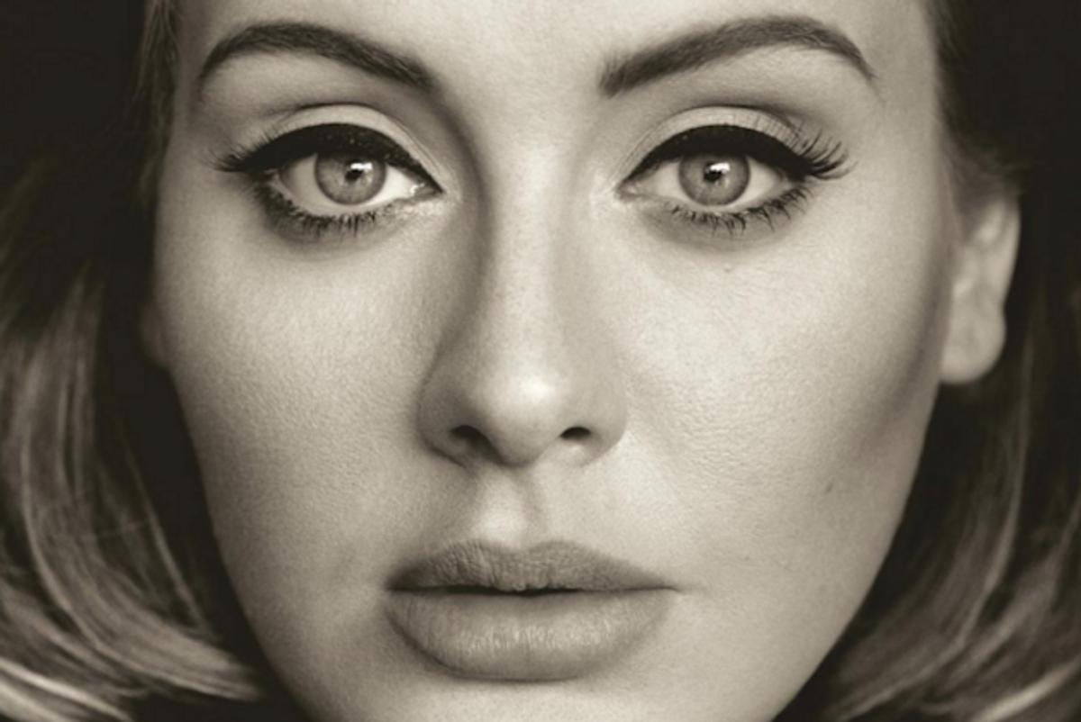 'Hello,' Adele