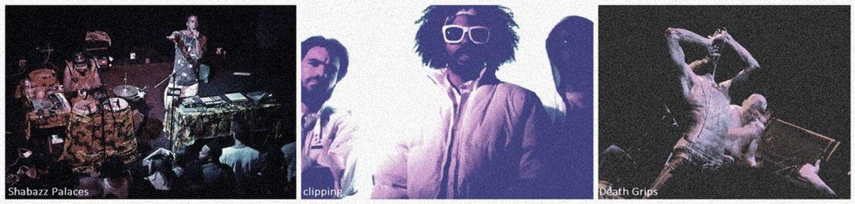 The Big 3 Of Experimental Hip Hop