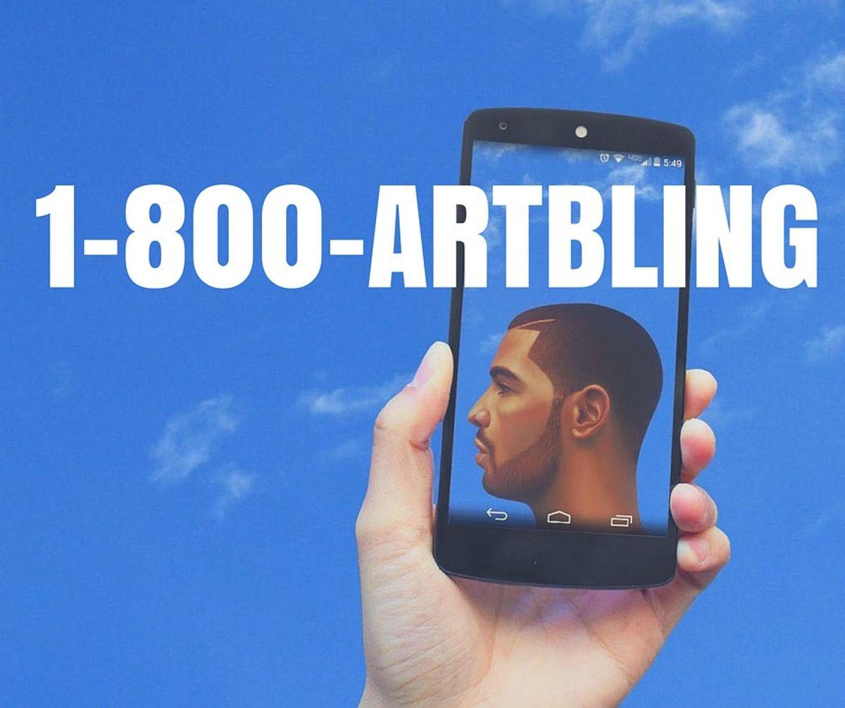 1-800-ARTBLING