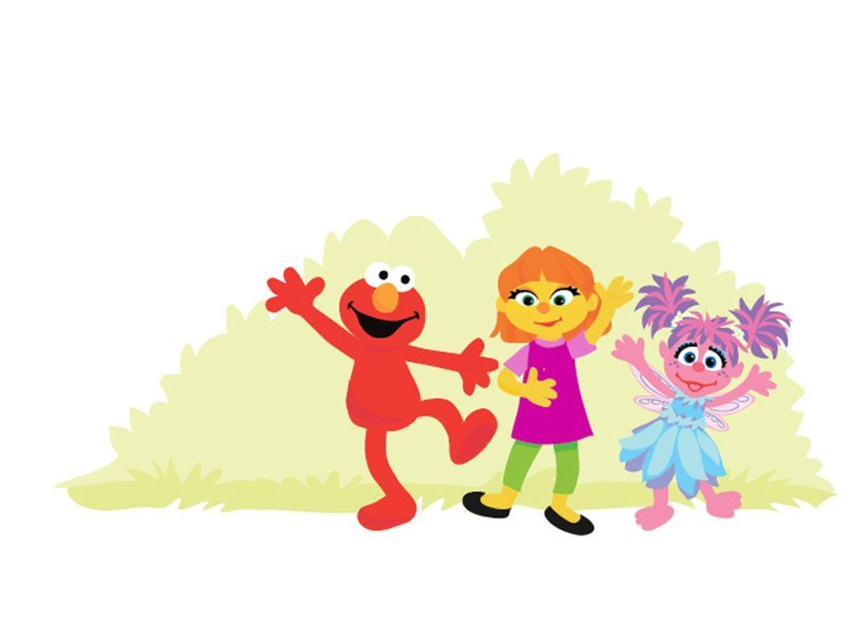 Meet Julie: Sesame Street's First Character With Autism