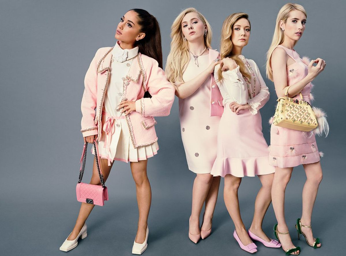 College Life, As Told By 'Scream Queens'