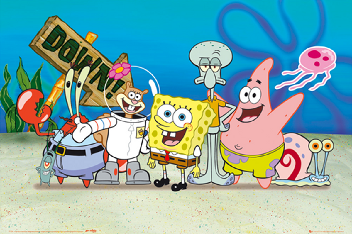 The Top 15 Spongebob Moments