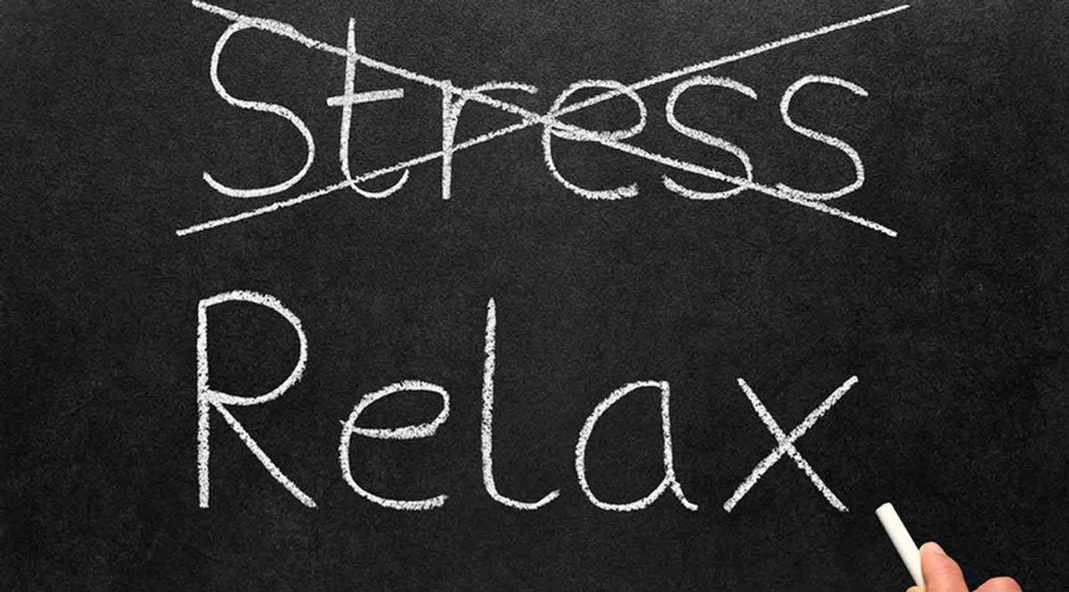 No Stress November