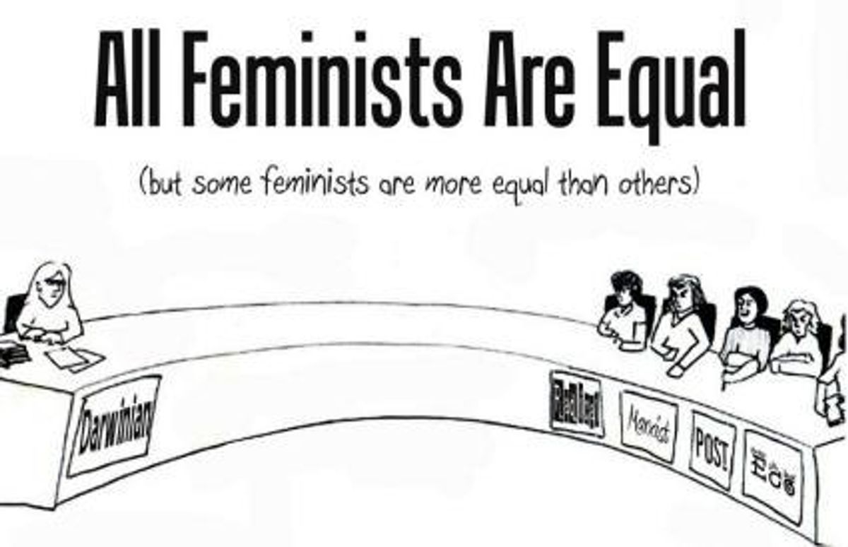 Why White Feminism Is Problematic