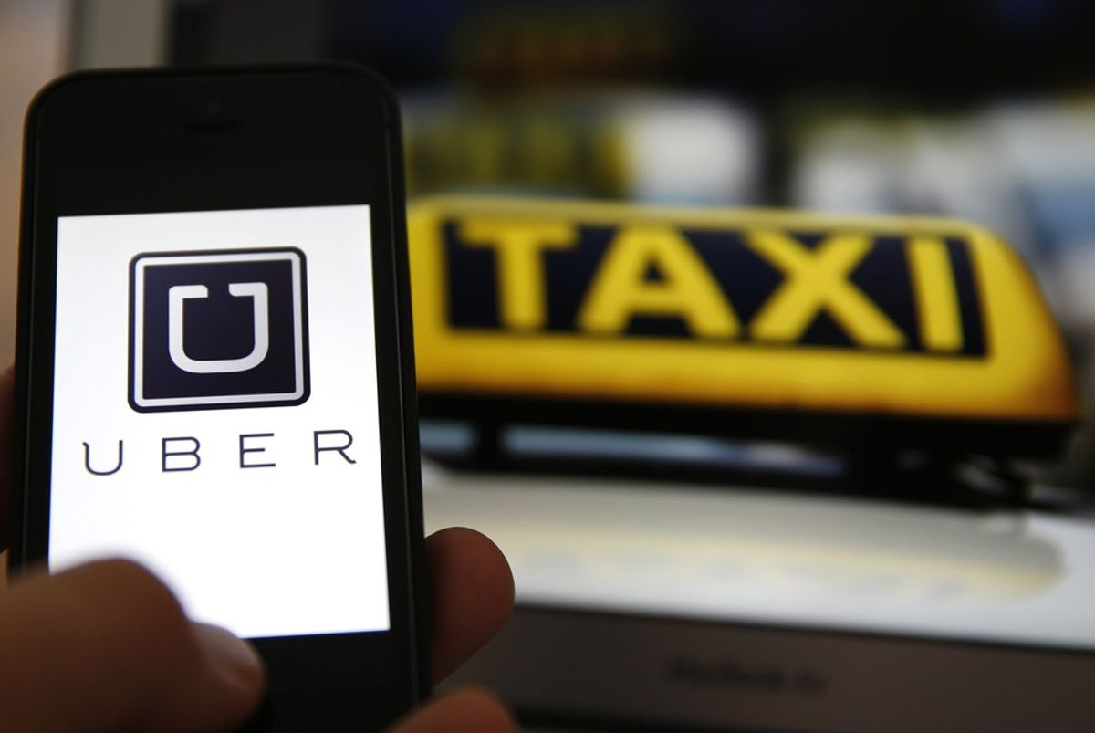 Uber Is Worth More Than GM And Ford