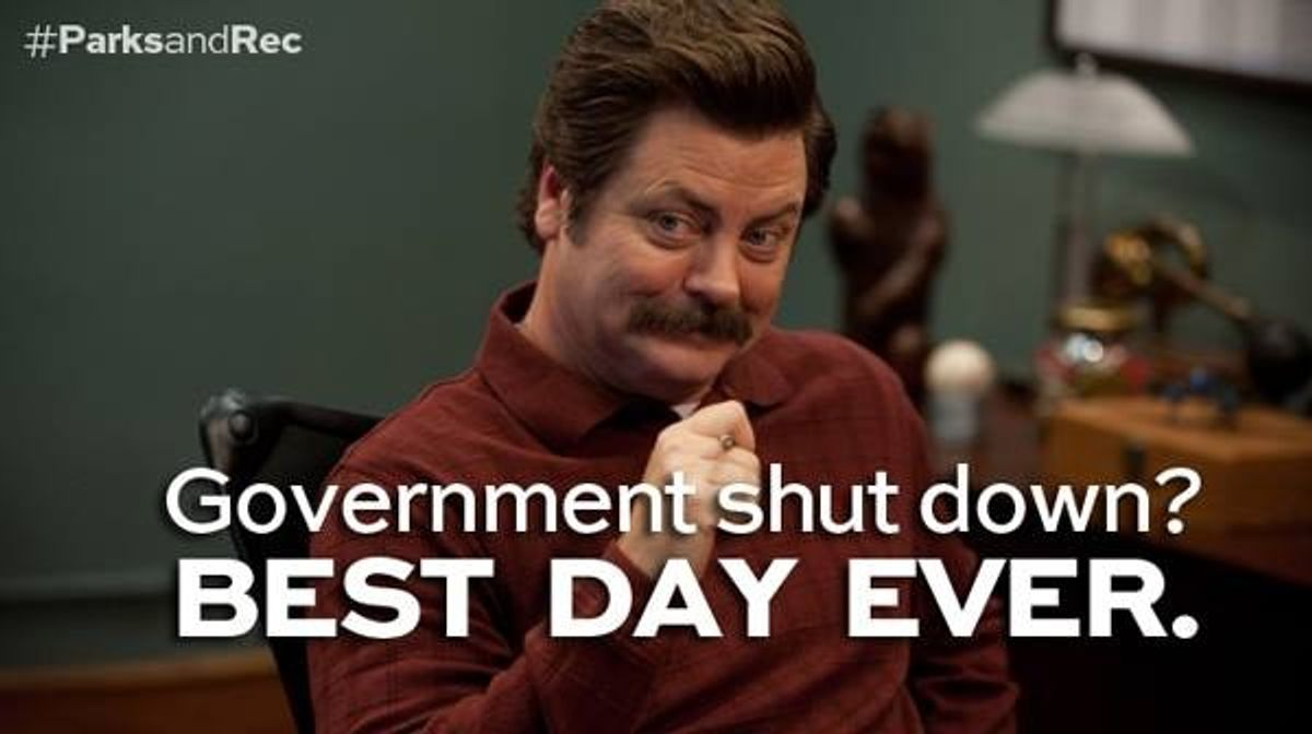 Why Working At Parks And Recreation Wouldn't Be So Bad