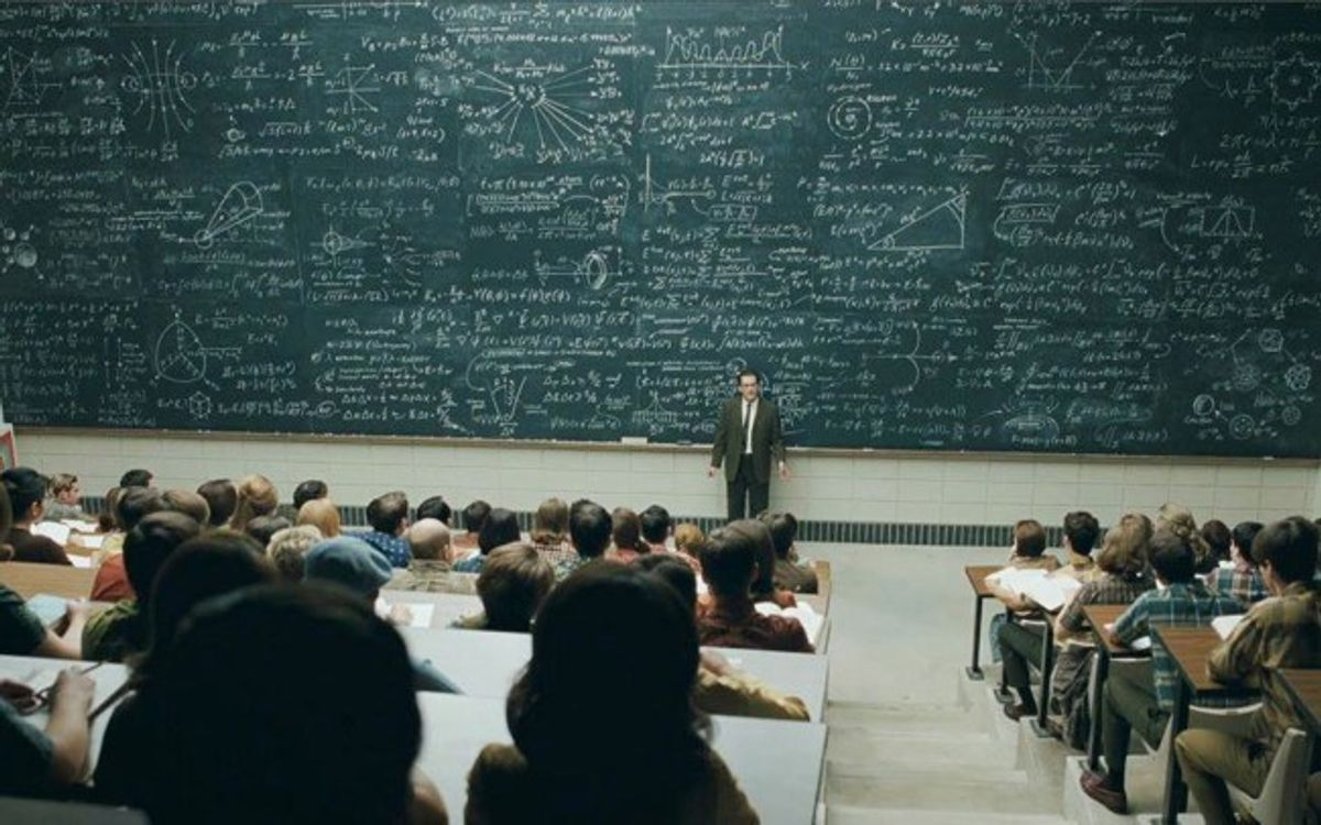 Things I Learned From My Professors This Semester