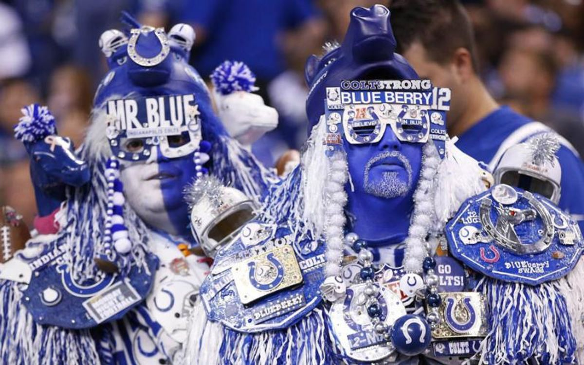25 Thoughts Indy Fans Have Had Watching The Colts This Year