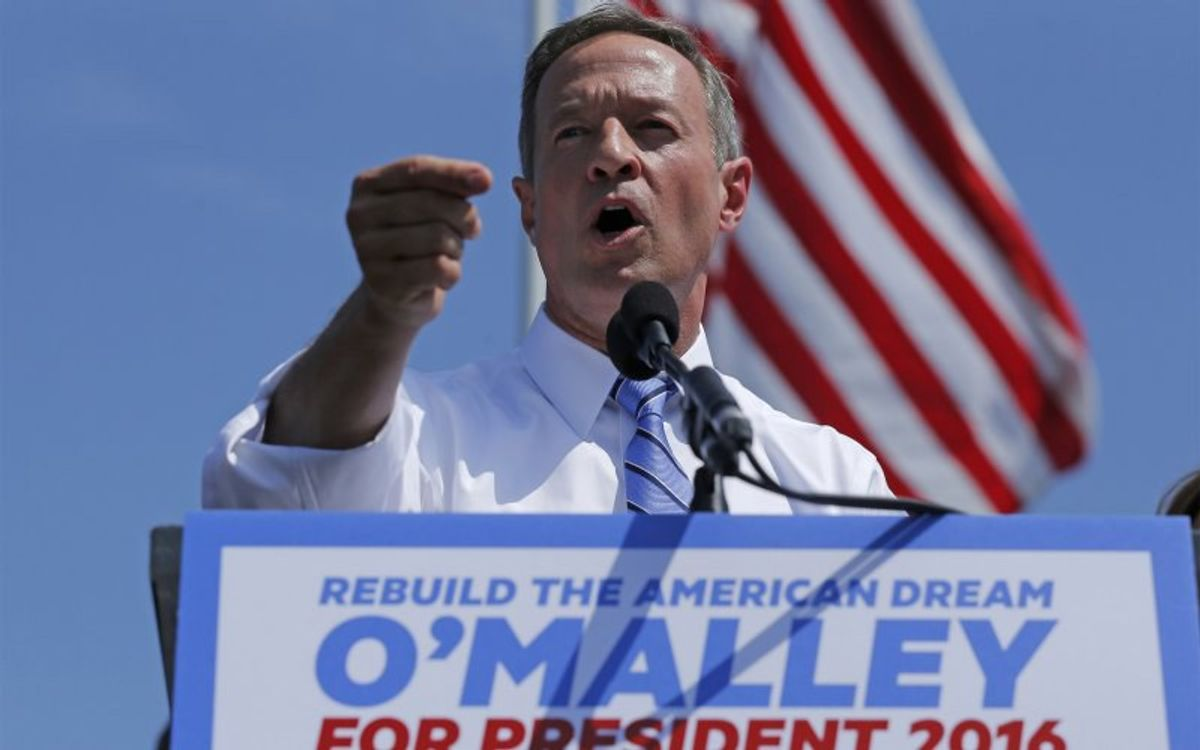 O'Malley Who? The Unknown Candidate