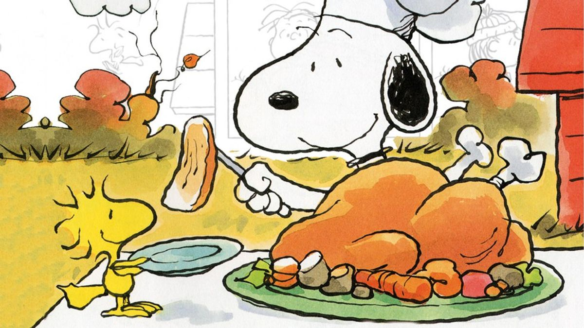 Top 10 Things About Going Home For Thanksgiving