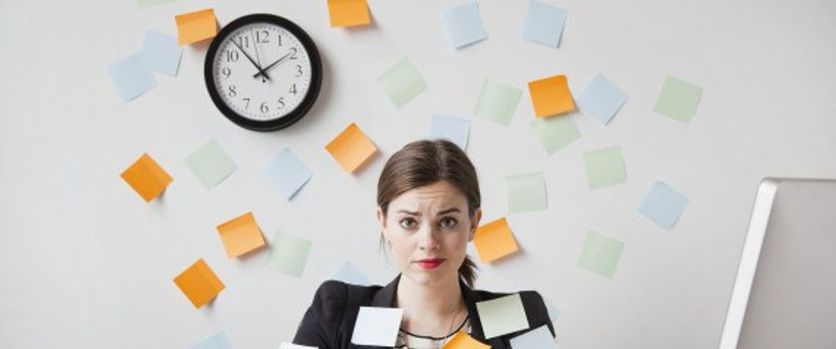 8 Stages In The Life Of A Workaholic