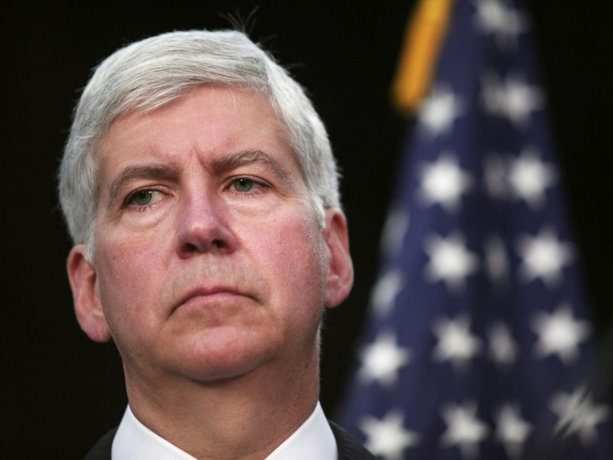 Dear Governor Snyder: What's The Point In Voting?