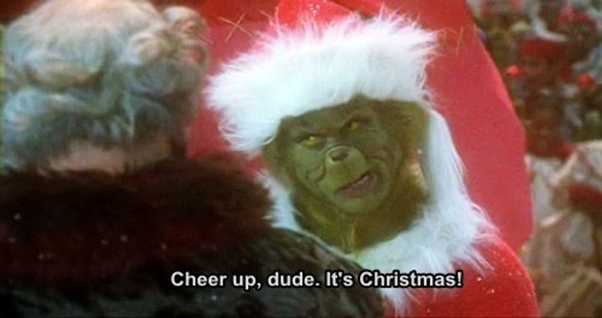 12 Struggles Of Wanting To Be Excited About The Holiday Season But Being Stuck In College