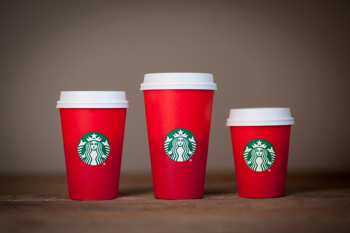 I'm A Christian And I'm Not Offended By Starbucks' Holiday Cups