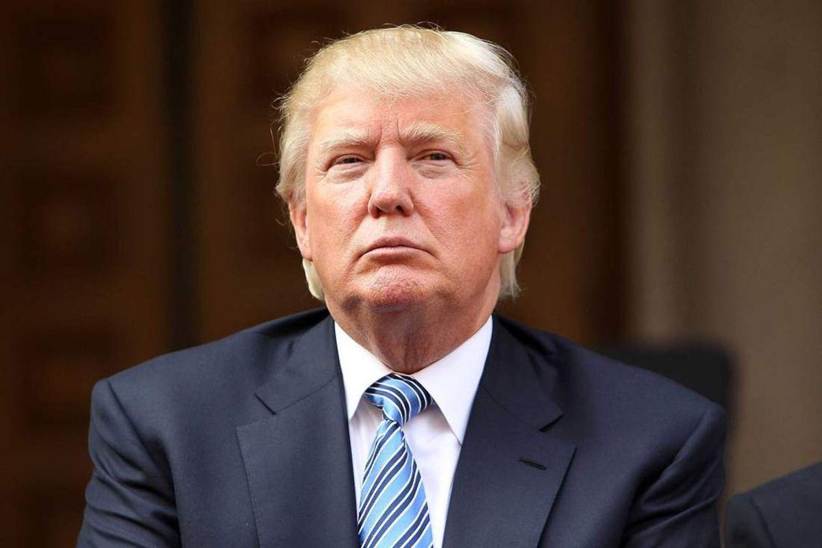 Trump's Radio Ads Promise American Utopia