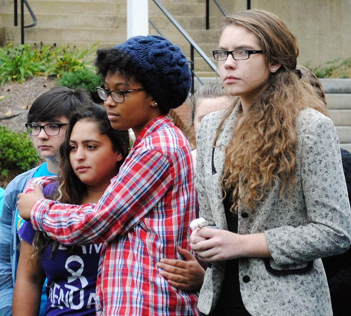 Tragedy at Winston-Salem State University