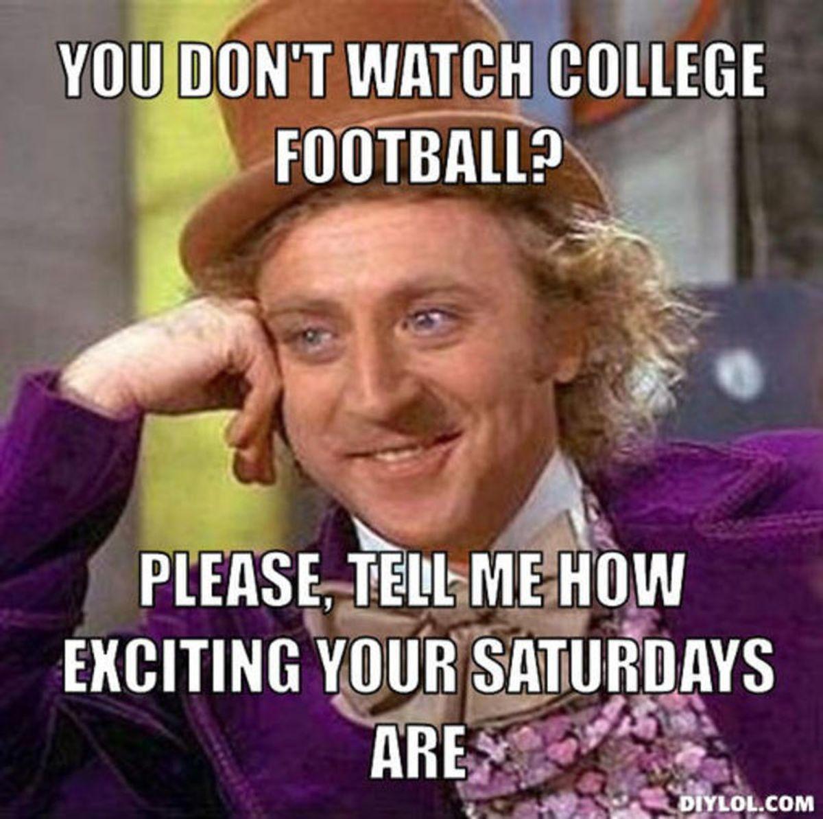 15 Memes That Perfectly Describe 2015 College Football Season