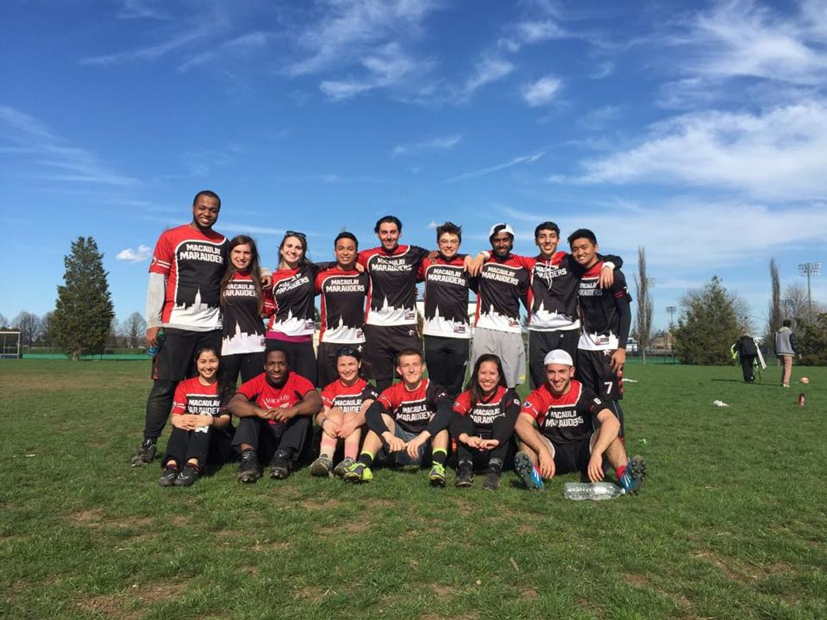 The Macaulay Marauders Are Doing College Sports Their Own Way