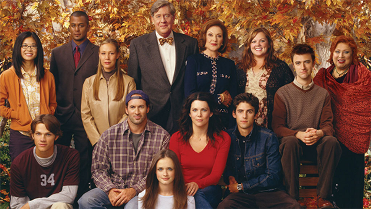 'Gilmore Girls' Is Back, And We Couldn't Be More Excited