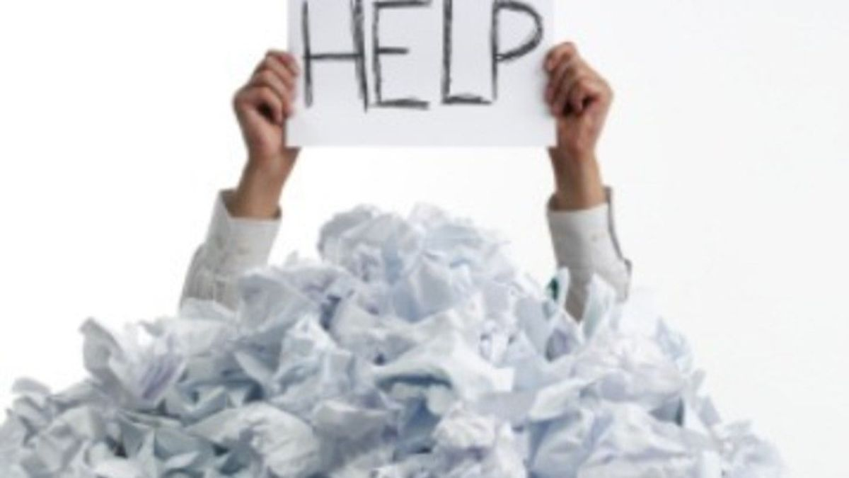 Why Being Overwhelmed Is A Good Thing