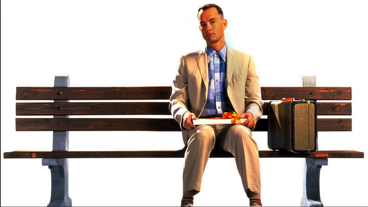 """8 Life Lessons We Learned From """"Forrest Gump"""""""