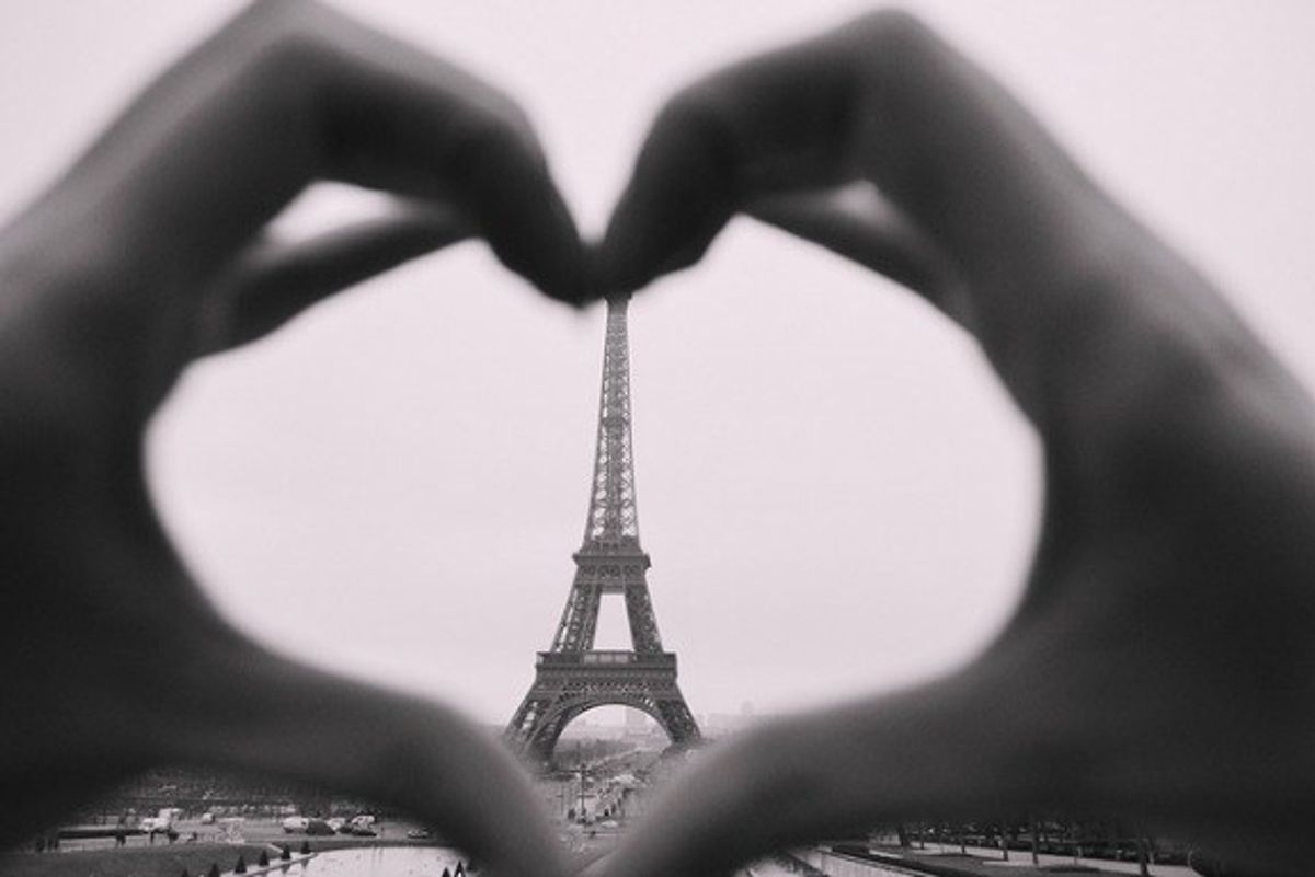 Compassion For Paris