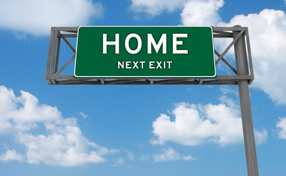 6 Reasons College Students Love Going Home
