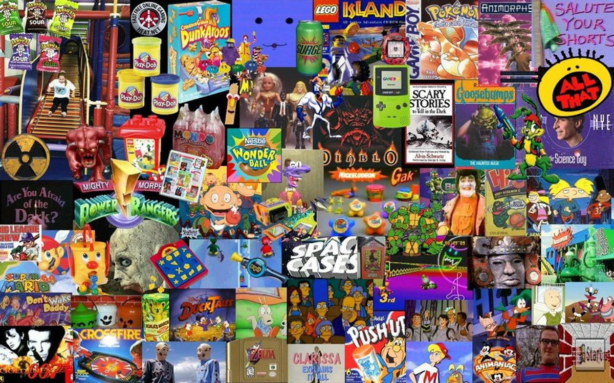 90's Toys You Can Still Buy Today