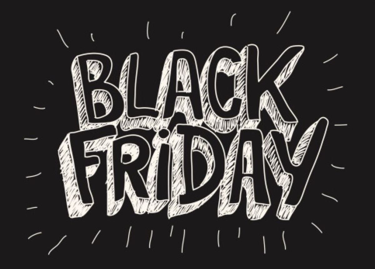 5 Things NOT to do on Black Friday